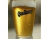 Vasos borde dorado Quilmes