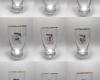 Coleccion de vasos Quilmes del Mundial de football son 9 unidades